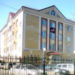 Офис группы компаний «Алтай-Сервис», г. Киров ул. Производственная д. 23 (2008 г)